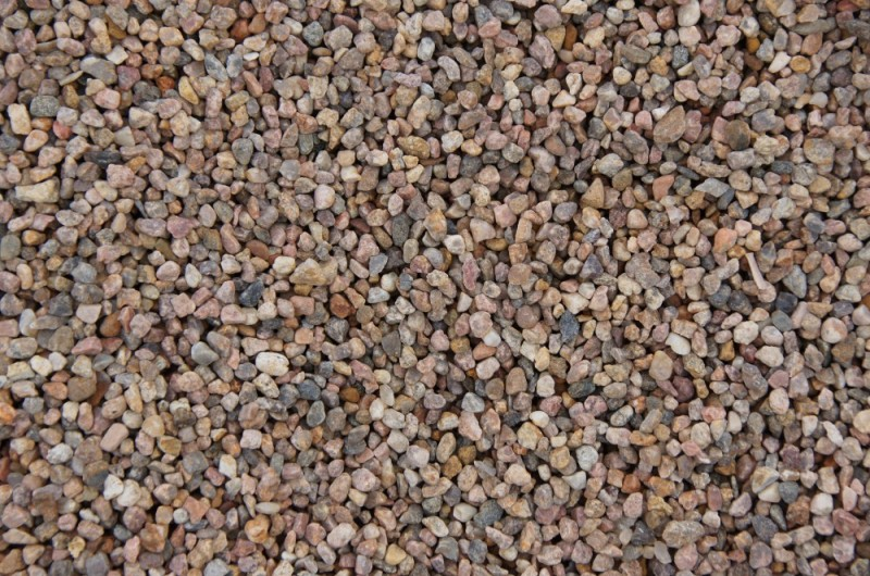 Red Pea Gravel : Miller s landscaping materials and feed river crushed