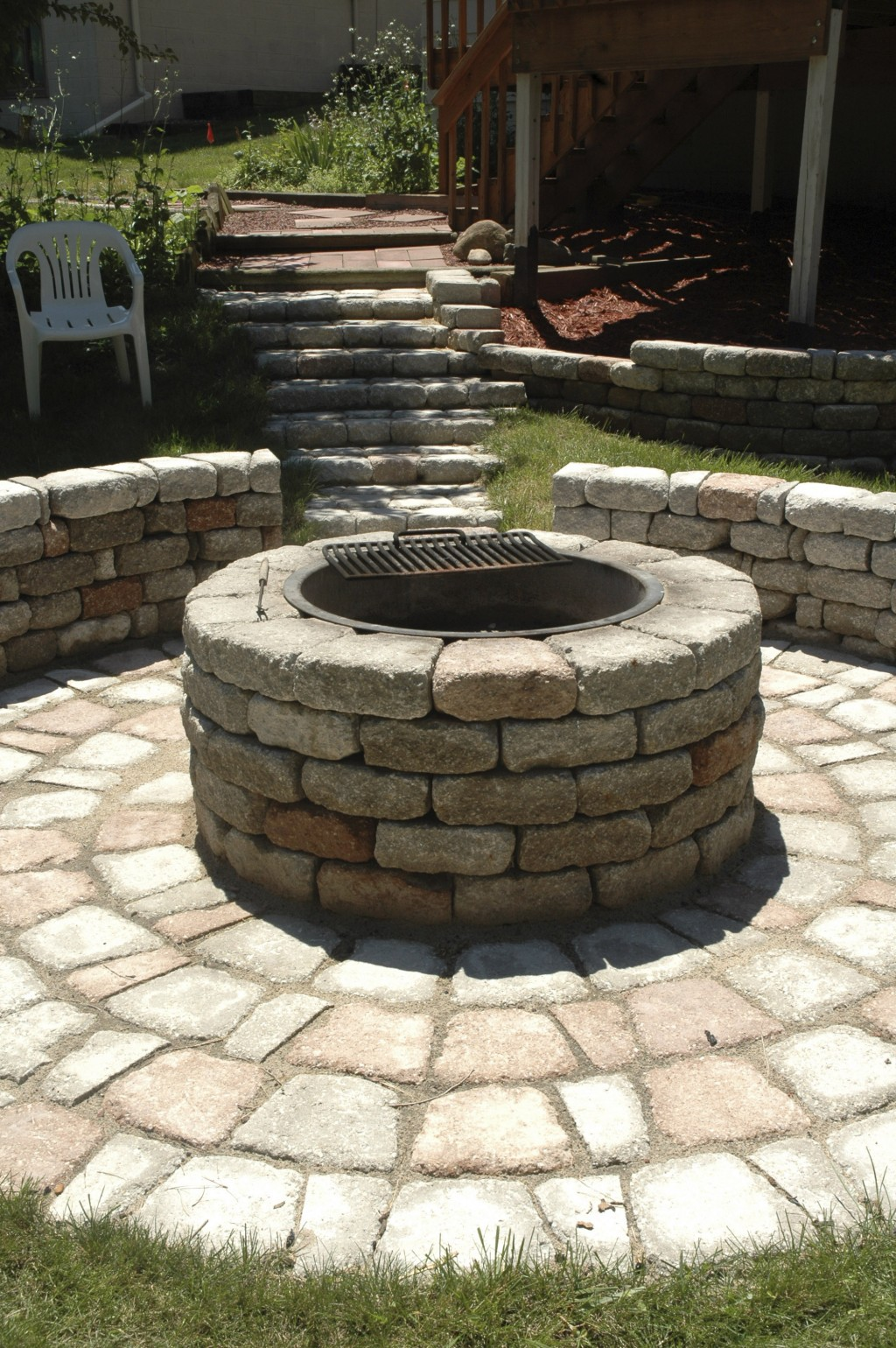 miller u0027s landscaping materials and feed outdoor fire pits and