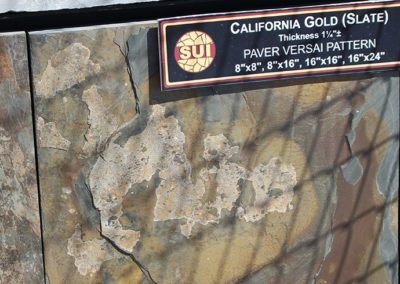 California Gold Slate