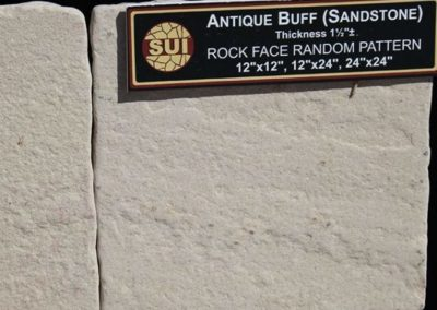 Antique Buff Sandstone