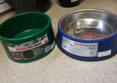 Heated Pet Bowls